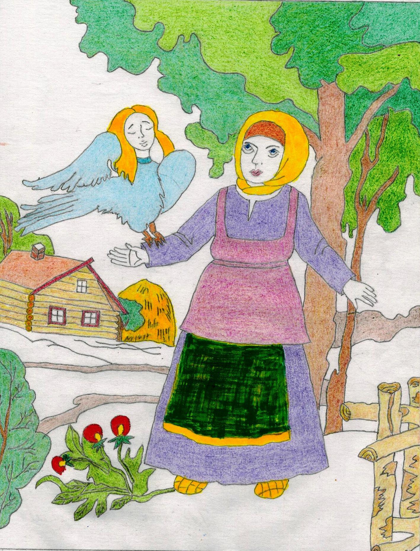 Заступники руси конкурс рисунки